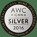 Siegel AWC Silber 2016