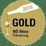 Siegel NÖ WEIN Gold 2016