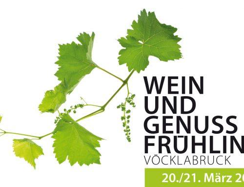 Wein und Genuss Frühling Vöcklabruck